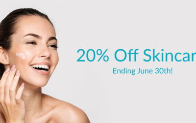 20% Off Skincare!
