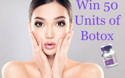 Win 50 Units of Botox!